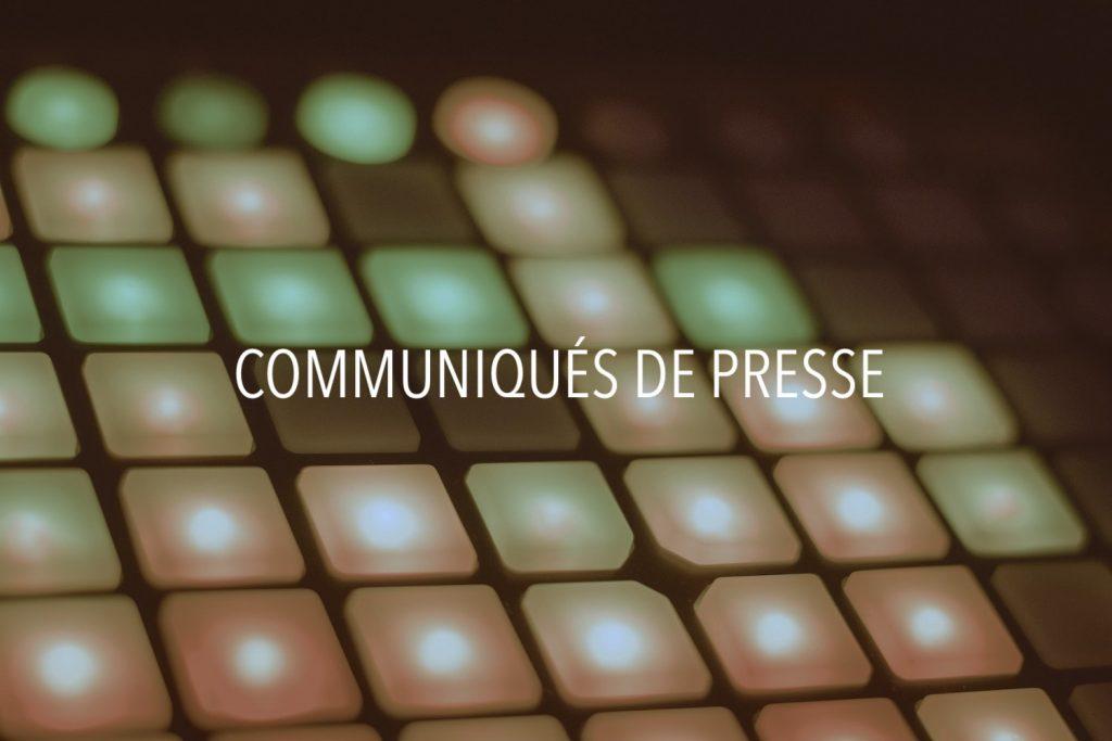 communiques de presse family & co