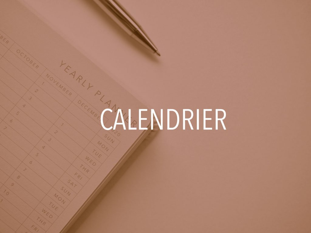 calendrier family & co